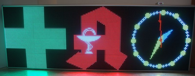 LED Display Komplettsysteme